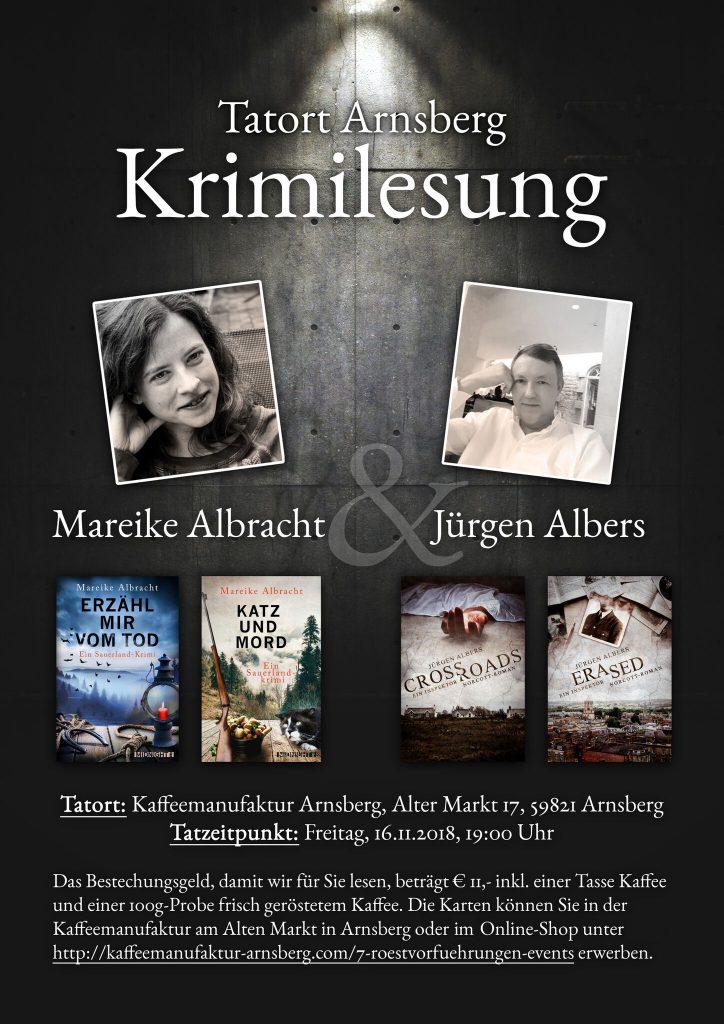 Sehen wir uns in Arnsberg?